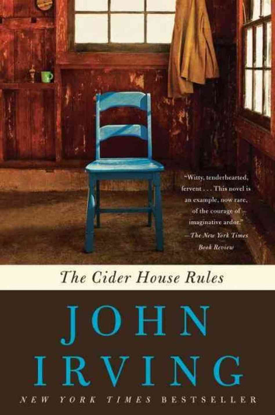 book review of the cider house rules