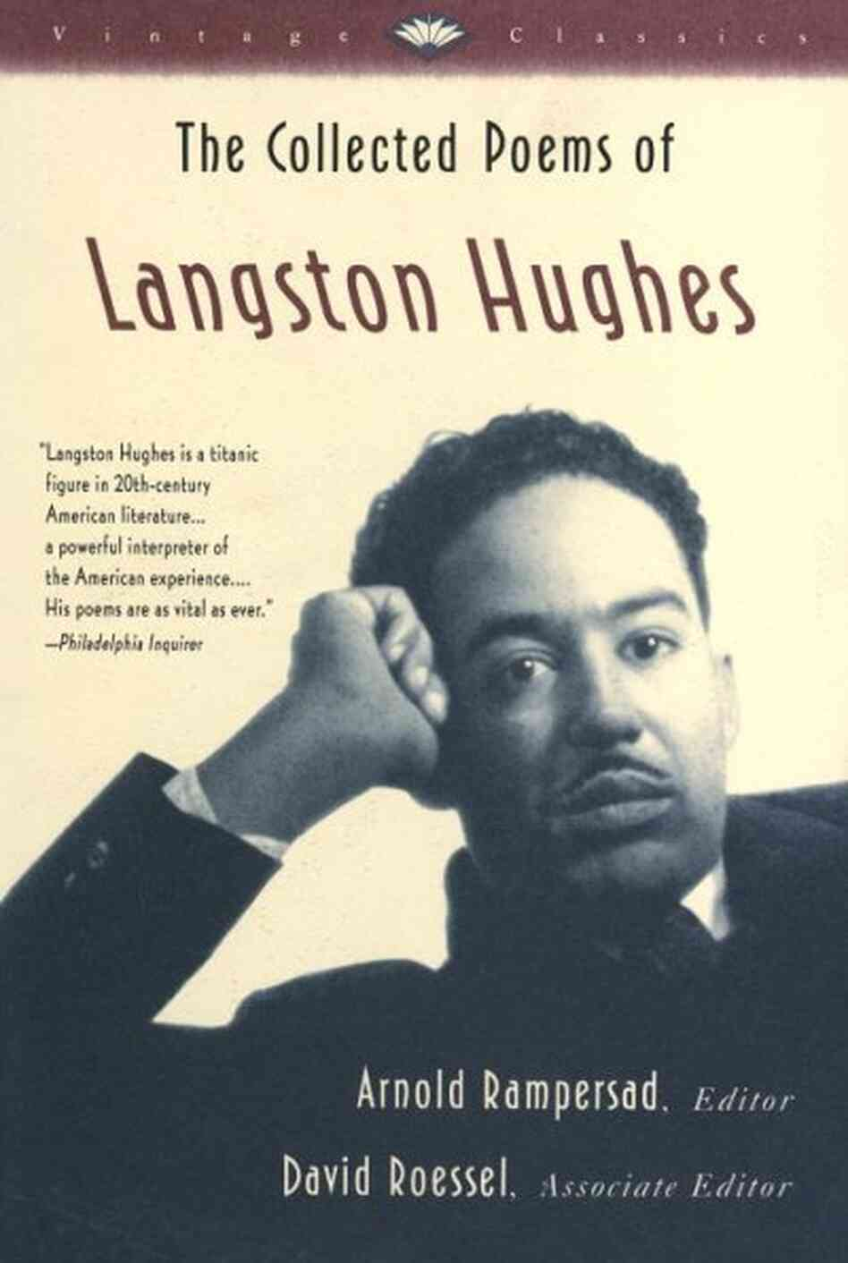 the life and works of literature by langston hughes Due to an unstable early life, his childhood was not a happy one but it  hughes  achieved fame as a literary luminary during the harlem.
