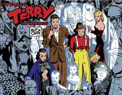 The Complete Terry and the Pirates 1