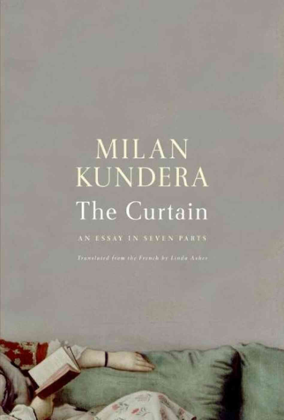 the craft of kundera essay Yates, kundera, and craft zachary martin and it was the boston review that had published stewart o'nan's 1999 essay on yates that resulted in a resurgence of.