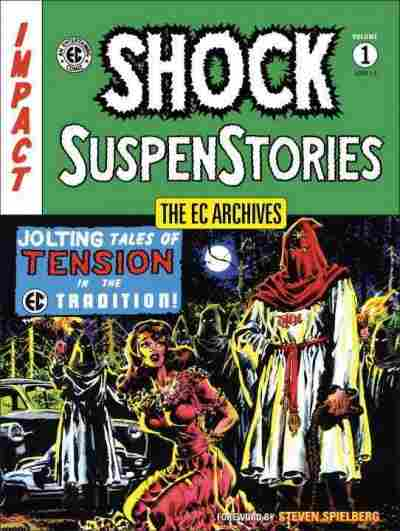 The EC Archives Shock Suspenstories 1