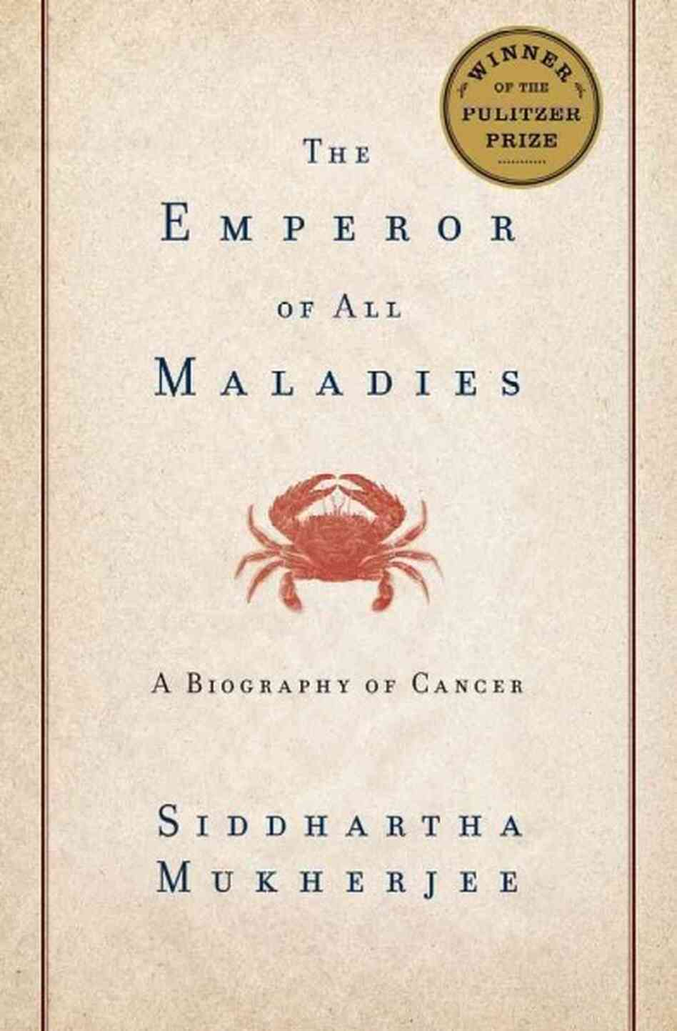 An Oncologist Writes A Biography Of Cancer Npr
