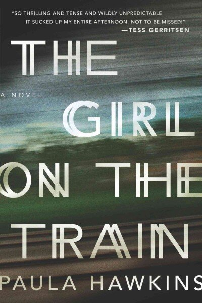 Girl on the train book preview