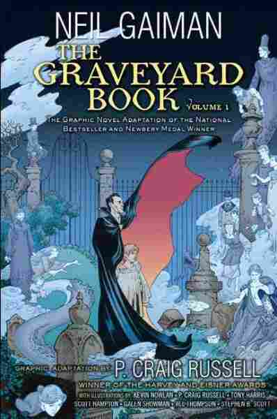The Graveyard Book 1