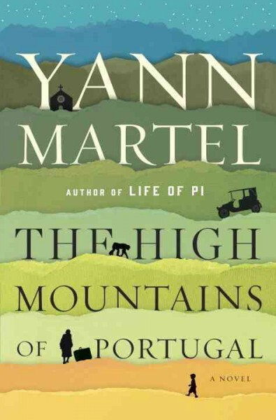 Book review 39 the high mountains of portugal 39 by yann for Life of pi character development
