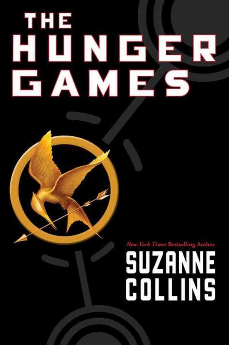 Book Cover Series Games ~ The hunger games npr