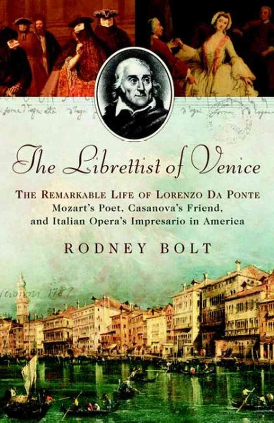 The Librettist of Venice