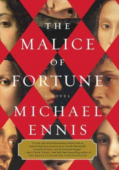 Interview Michael Ennis Author Of Malice Of Fortune