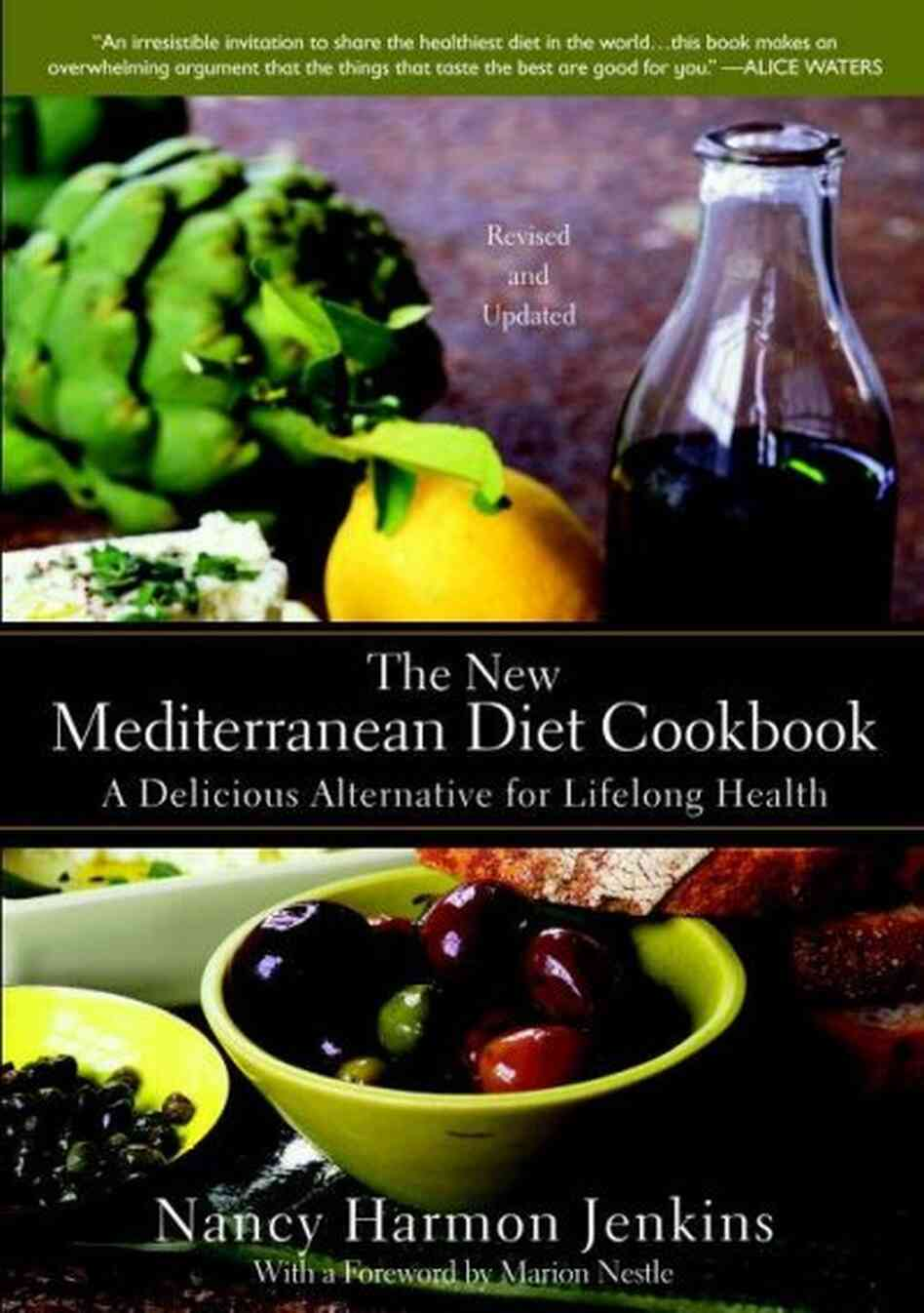 The New Mediterranean Diet Cookbook : NPR