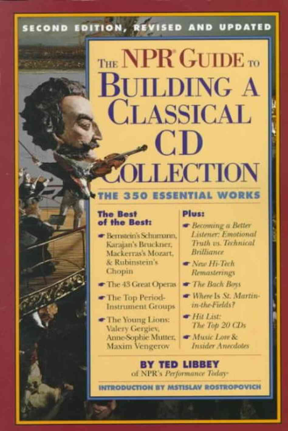 The Npr Guide to Building a Classical Cd Collection