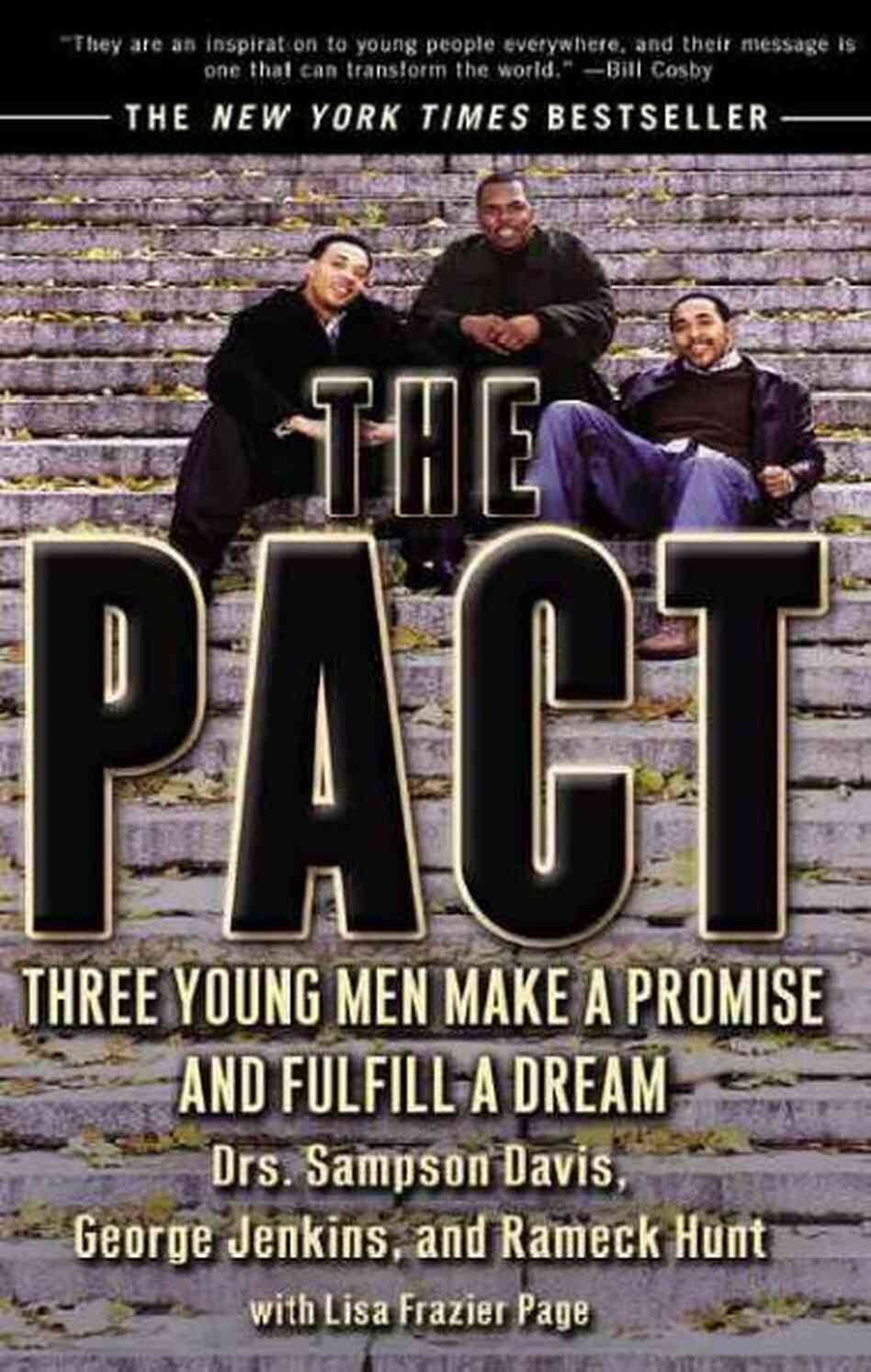 the pact rameck hunt essay Reading the pact by drs sampson davis and rameck hunt with lisa frazier page just send your request for getting no plagiarism essay order here.