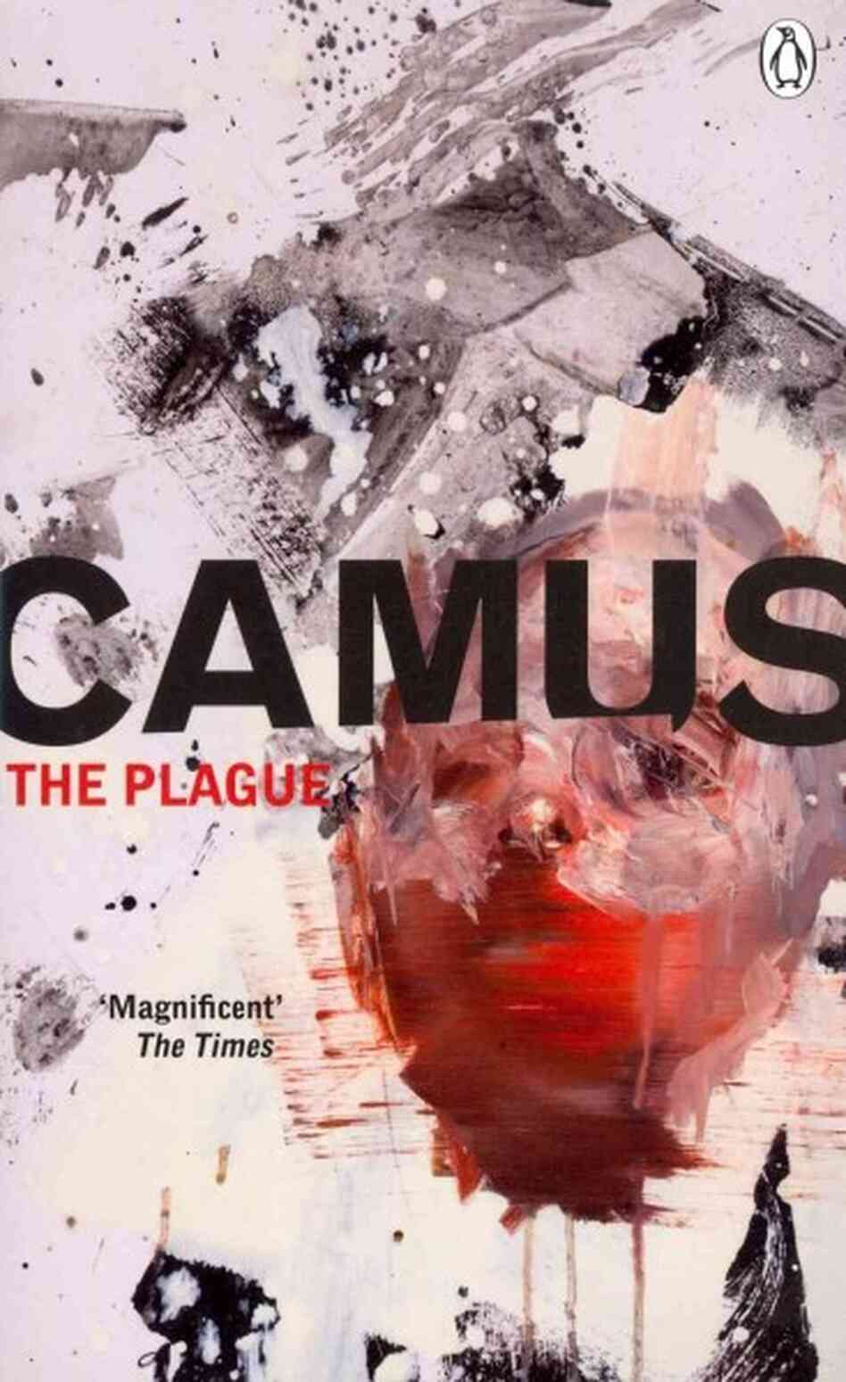 symbolism in camus the plague In order to convey this concept, many literary techniques were used, but in  particular, camus made great use of the sun and heat as symbols of belligerence  and.
