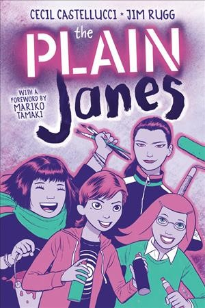 Art Attack! The 'Plain Janes' Deliver A Shot Of Creative Optimism