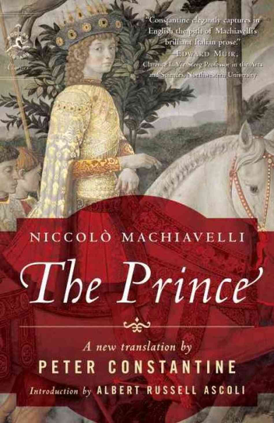 An examination of the book the prince by niccolo machiavelli