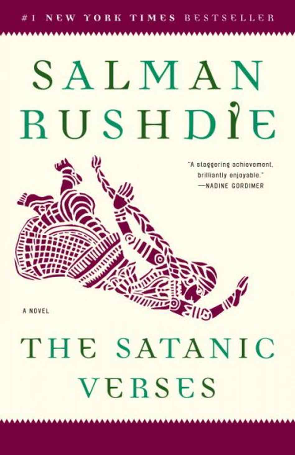 critical essays on the satanic verses Critical essays on salman rushdie for his controversial novel the satanic verses , for which he was accused of blasphemy against critical essays on salman.