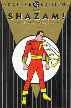 The Shazam Archives 1