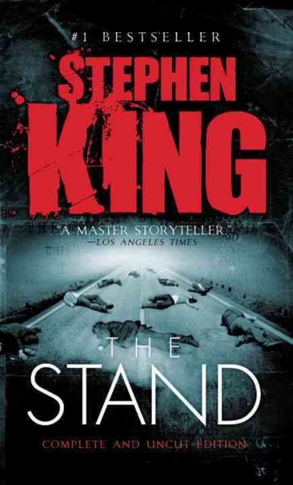 an analysis of the novel the stand by stephen king The stand: stephen king: 9780307743688: books - amazonca this item: the stand by stephen king mass market paperback cdn$ 1099 in stock ships from and sold by amazonca free shipping on orders over cdn$ 35 details it: a novel by stephen king paperback cdn$ 2429.