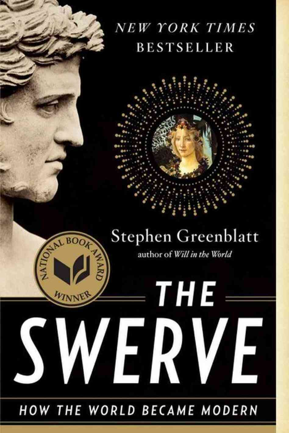 Modern Book Cover History : The swerve npr