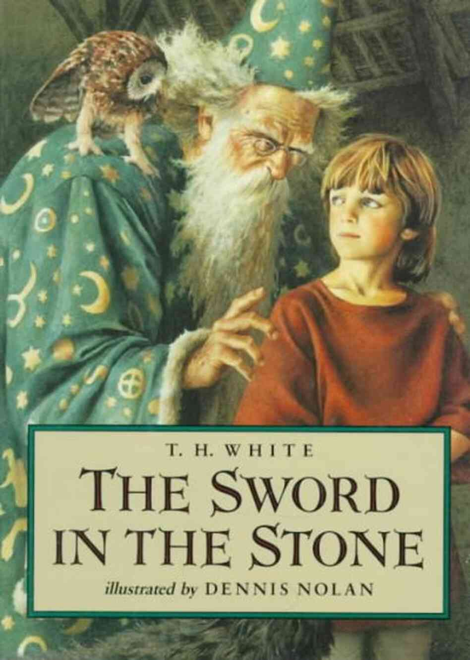 "literary analysis of the book the sword in the stone by t h white A summary of book i: ""the sword and the stone,"" chapters 1–4 in t h white's the once and future king learn exactly what happened in this chapter, scene, or section of the once and future king and what it means."