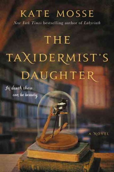 Murder And Crows In 'Taxidermist's Daughter'