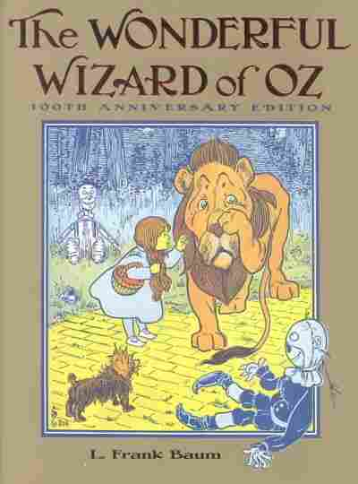 The The Wonderful Wizard of Oz