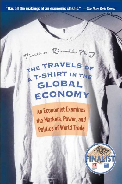19b43efa The Travels of a T-Shirt in the Global Economy : NPR