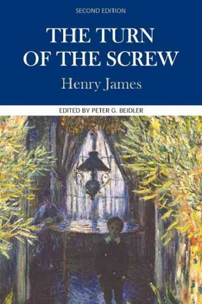 an analysis of the turn of the screw a story by henry james The turn of the screw henry james the turn of the screw book summary table of contents all subjects book the governess' story opens on the day she.