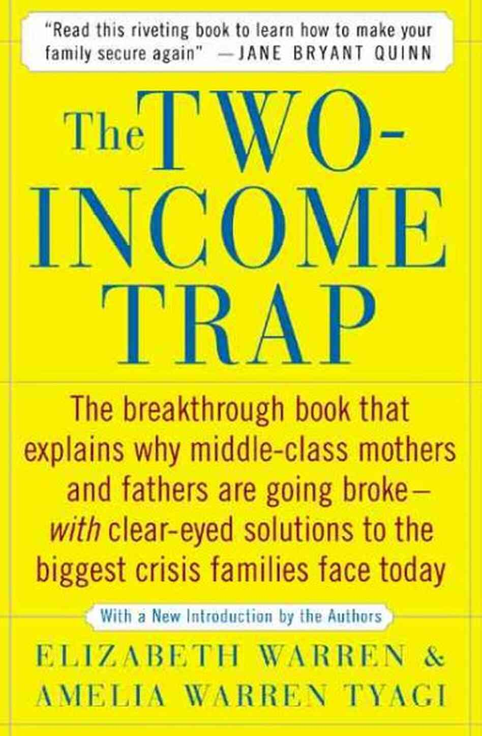 The Two-Income Trap