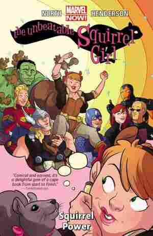 The Unbeatable Squirrel Girl 1