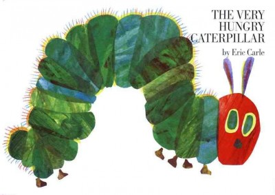 A Very Happy 50th Birthday To 'The Very Hungry Caterpillar'