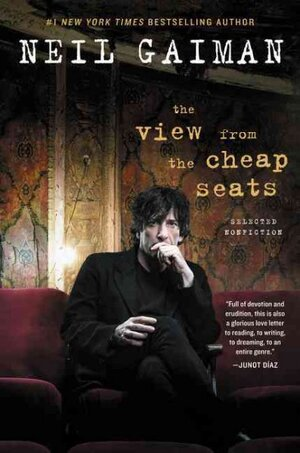 Book Review The View From The Cheap Seats By Neil Gaiman Npr
