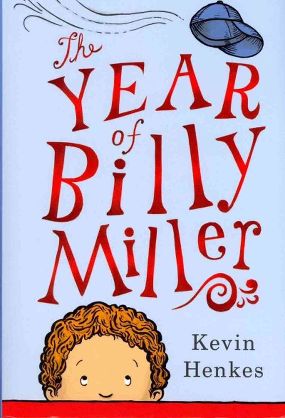 Poetry Book Cover Generator : The year of billy miller npr