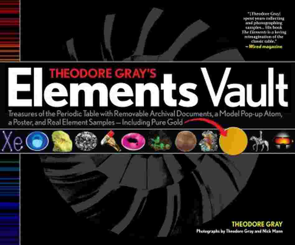 Theodore Gray's Elements Vault