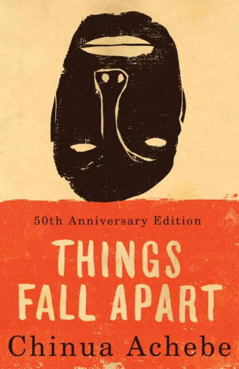 an essay on the novel things fall apart by chinua achebe The author and his/her times: things fall apart was published in 1958 and was written by chinua achebe, who was born in nigeria on november 16, 1930 and died on march 21, 2013.