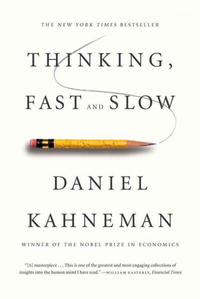 Thinking Fast And Slow Npr