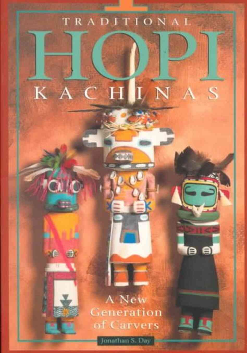 Traditional Hopi Kachinas