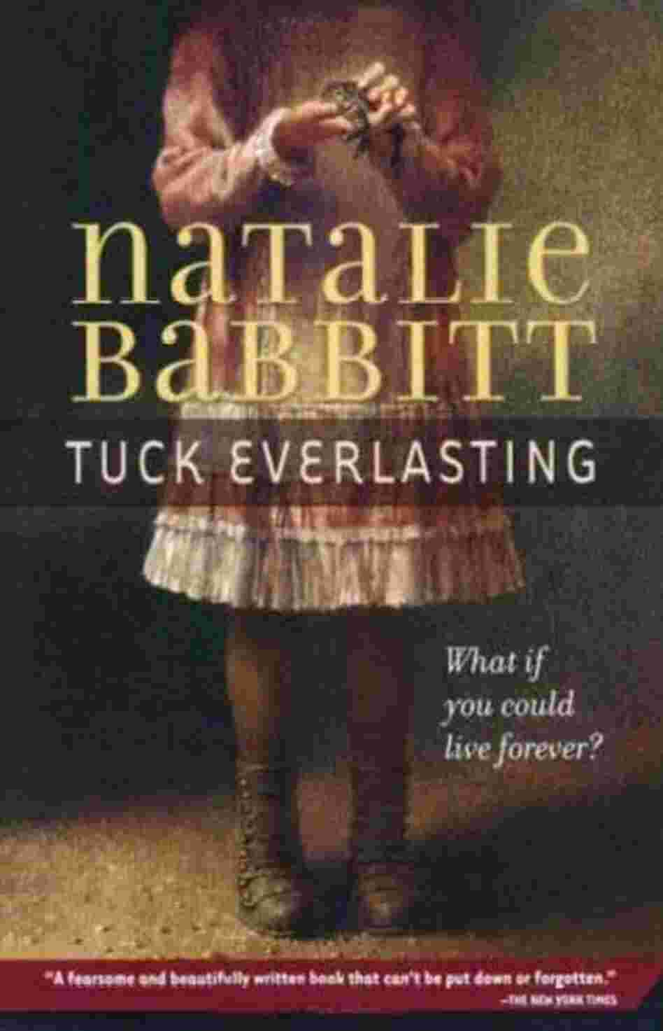 Book report on tuck everlastin