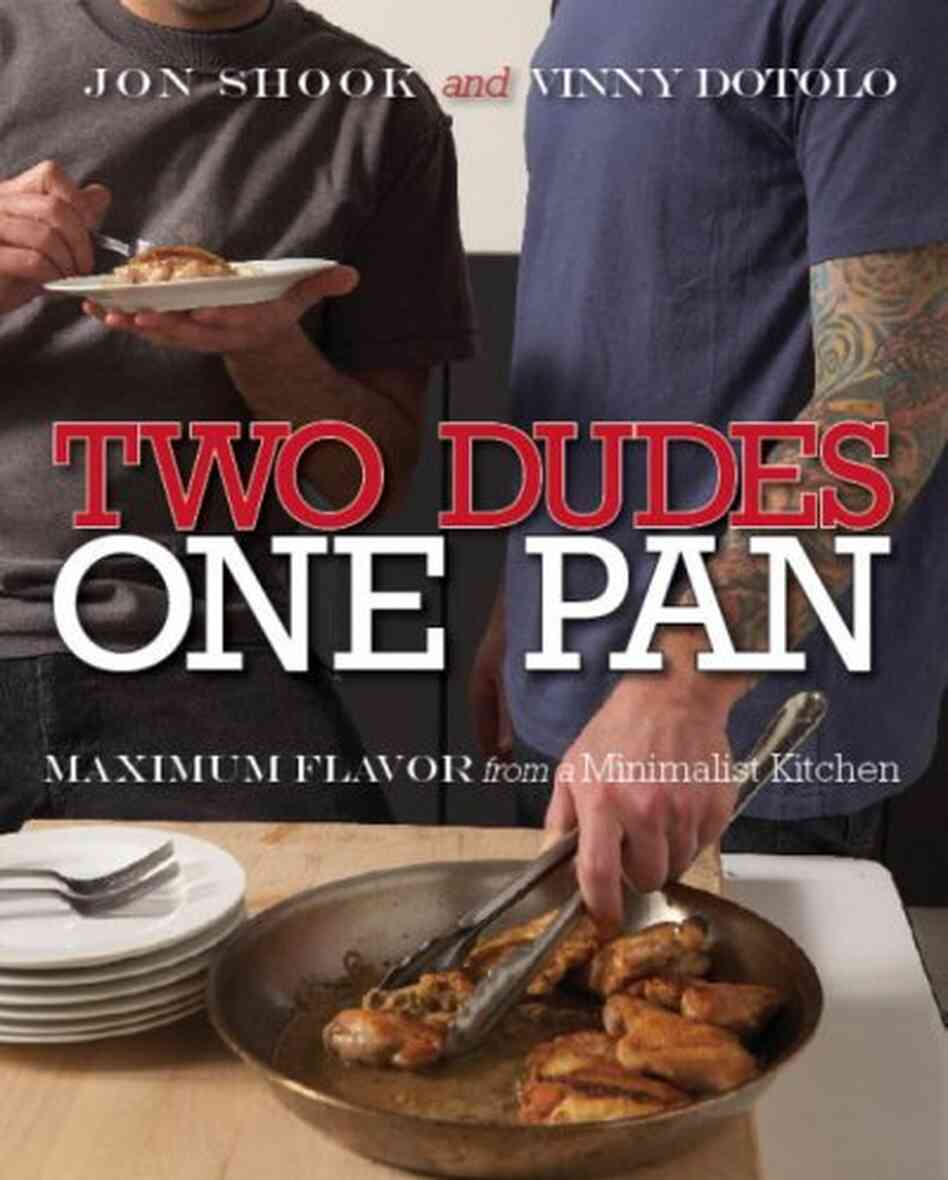 Two Dudes, One Pan