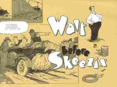 Walt Before Skeezix