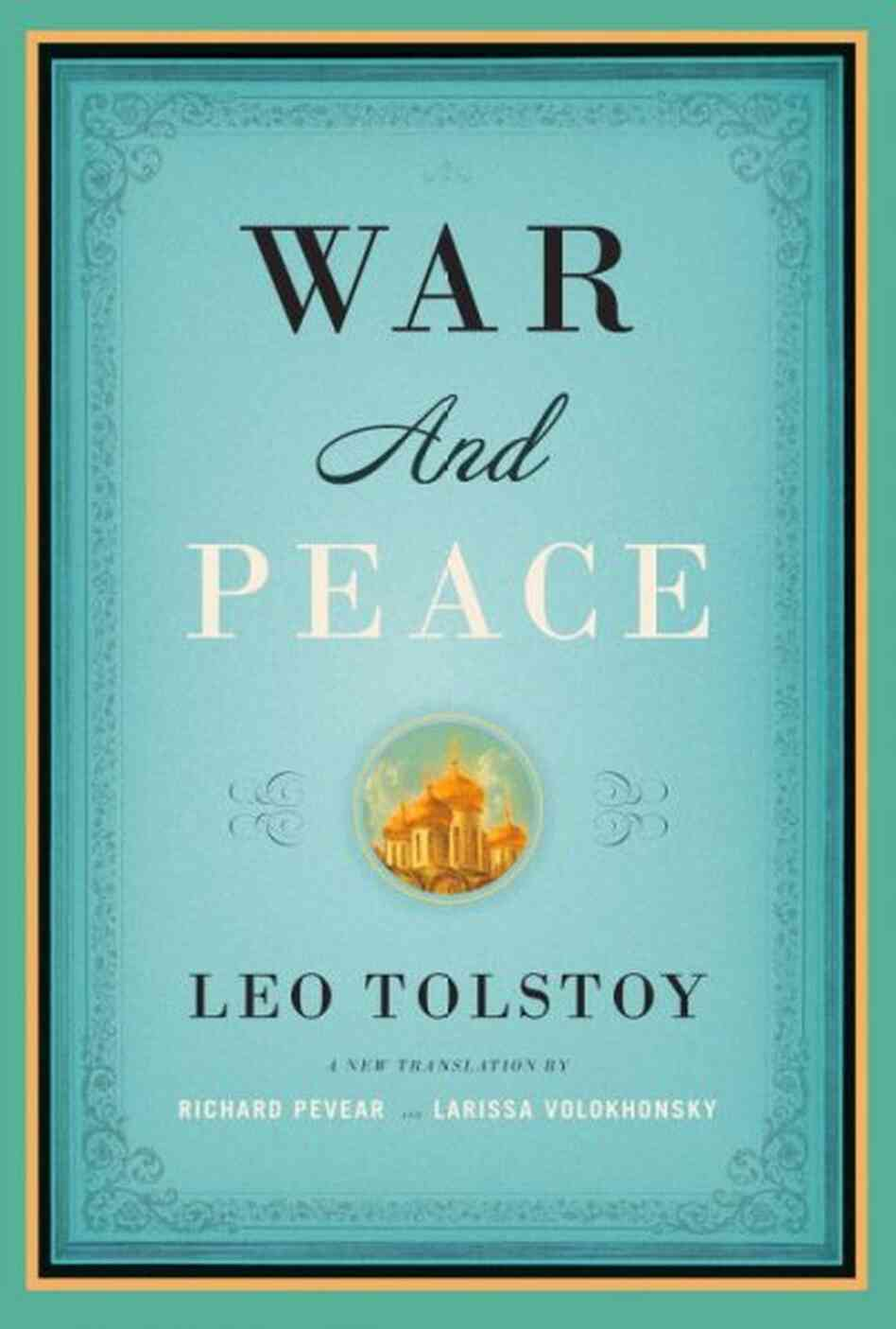 Classic Book Cover Ups ~ War and peace sparks a literary skirmish npr