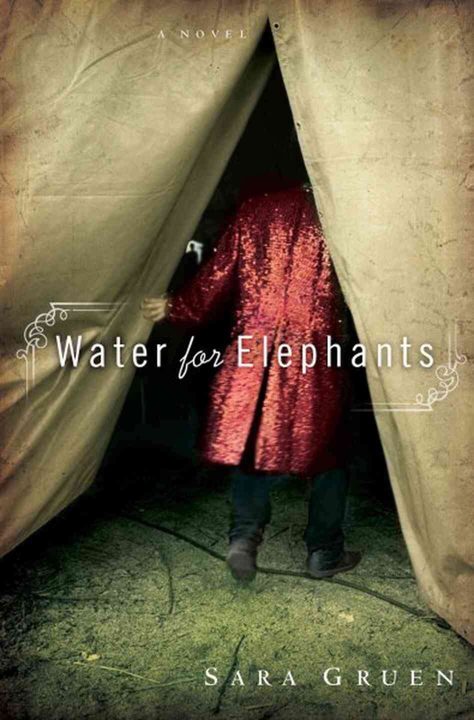 analysis water for elephants Chapter one: the circus came to town mr jacob jankowski is 90 or 93 and he can't walk all to well but when he seen that the circus was in town, he hobbled to the window to see the circus tent while he was at dinner, one of the new comers to the nursing home was saying how he gave water to the elephants.