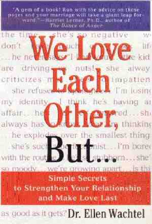 We Love Each Other, but