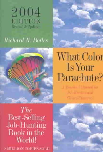 What Color Is Your Parachute? 2005 : NPR