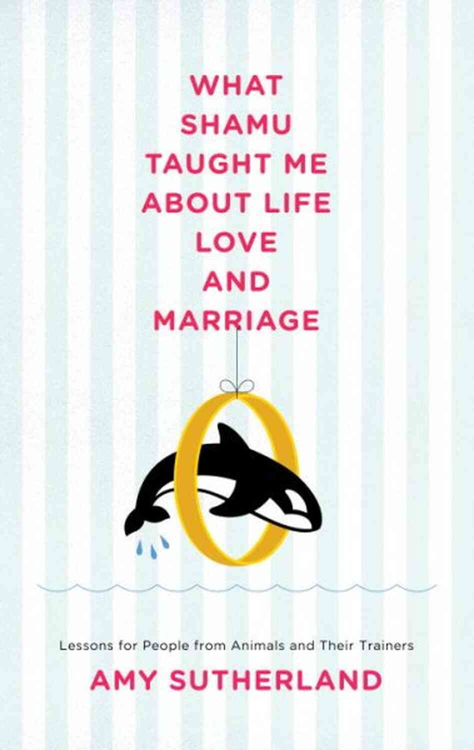 what shamu taught me about a happy marriage thesis Below is an essay on shamu from anti essays, your source for research papers, essays, and term paper examples what shamu taught me about a happy marriage that's the title of a modern.