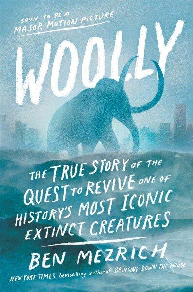 Book Review Woolly By Ben Mezrich Npr
