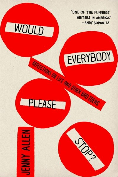 book review would everybody please stop by jenny allen npr