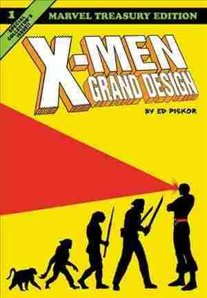 X-Men Grand Design 1