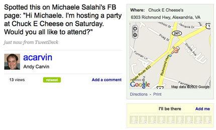 Schmap Helps Michaele Salahi Go To Chuck E. Cheese - Sort Of ... on zaxbys map, chuck e. cheese san jose, chuck e. cheese coloring pages, chuck e. cheese flickr, cafe rio map, cici's pizza map, chuck e. cheese locations ct, chuck e. cheeses pbs, chuck e. cheese toddler zone, chuck e. cheese locations california, chuck e. cheese homepage, chuck e. cheese band, chuck e. cheese logo, chuck e. cheese mascot, chuck e. cheese play place, chuck e. cheese mall, chuck e. cheese nc locations, chuck e. cheese show, chuck e. cheese locations ohio, chuck e. cheese's,