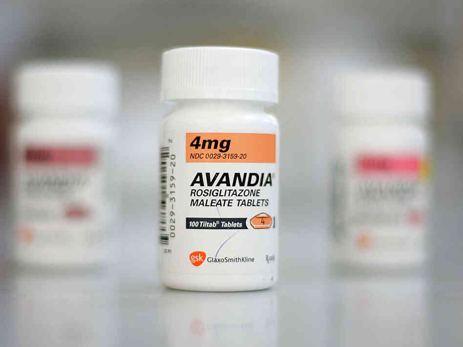 Avandia is getting another look from FDA.