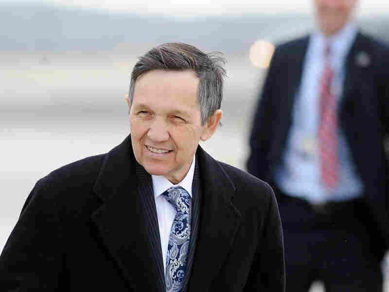 Dennis Kucinich on March 15, 2010.